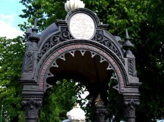 Bainbridge Memorial Fountain