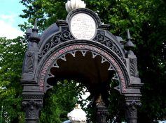 Bainbridge Memorial Fountain