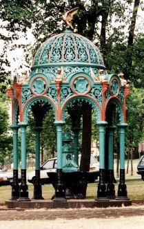 Bailie James Martin Memorial Drinking Fountain Source: www.geograph.org.uk Creative Commons License Julian Osley