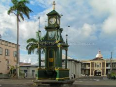 Berkeley Memorial Fountain Used with permission http://www.discover-stkitts-nevis-beaches.com/st-kitts-heritage-sites.html Photographer Amicia
