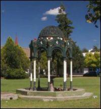Burgersdorp Jubilee Fountain
