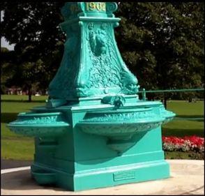 Edward VII Fountain, Kilmarnock