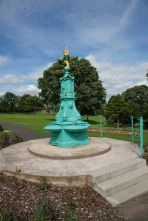 Edward VII Fountain, Kilmarnock Source: panoramio.com Photographer NJellis