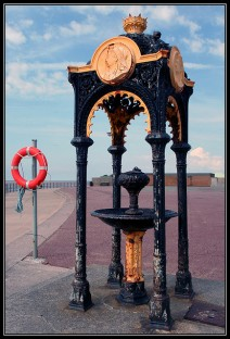 Hoylake Promenade Fountain Used with permission, Carlin Source: Flickr