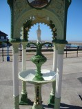 Hoylake Promenade Fountain Used with permission, John Cronin Source: Hoylake Junction