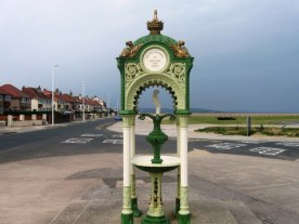 Hoylake Promenade Fountain Creative Commons License, Alex McGregor Source: Geograph.org
