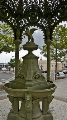Victoria Drinking Fountain Used with permission, William Murphy Source: Flickr
