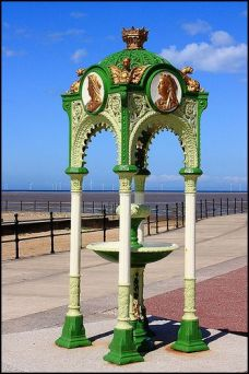 Hoylake Promenade Fountain Used with Permission, KapnKoos Source: Flickr