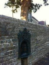 Penarth Fountain Used with permission, Ted Source: Waymarking