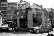 Hong Kong Fountain in ruins Source: discuss.com.hk