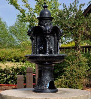Adair Fountain Source: Geograph.org.uk Creative Commons License, Albert Bridges