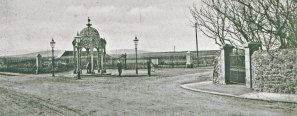 Saltoun Place Fountain Source: Fraserburgh Heritage