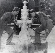 Union Drinking Fountain 1941