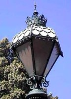 Rondebosch Lamp finial