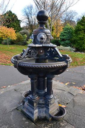 Herbert Park Fountain