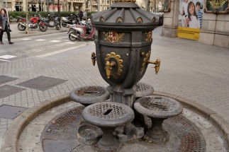 Font de Canaletes  Source: https://www.flickr.com/photos/yeagovc/11968504794