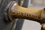 Font de Canaletes  Source: https://www.flickr.com/photos/yeagovc/11968504794. Casa Baxarias is a metal fabrication company.