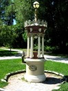 Deer Park Spring Fountain Source: http://thehappyrawkitchen.blogspot.ca/2010/09/saratoga-springs-and-something-sweet.html
