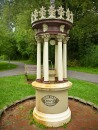 Deer Park Spring Fountain Source: http://studiohourglass.blogspot.ca/2012/07/saving-springs-of-saratoga.html