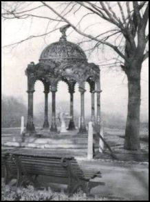 Elizabeth Farley Memorial Fountain Circa 1911 Herbert Street Entrance. Source: Friends of Dartmouth Park
