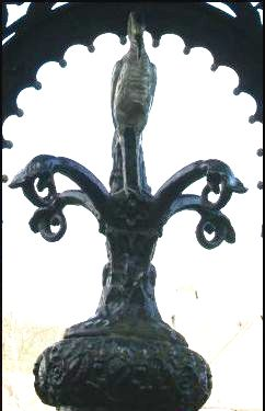 Breadalbane Drinking Fountain Crane finial