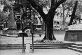 Macquarie Park Fountain 1989 image. Source: photosau.com.au Used with permission, City of Sydney Archives