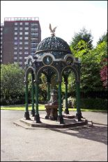 Dalmuir Fountain Used with permission, Alex Waddell. Source: Flickr