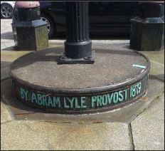 Lyle Drinking Fountain Used with permission, Eddie Montgomery. Source: inverclyde.gov.uk