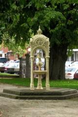 Monro Memorial Fountain