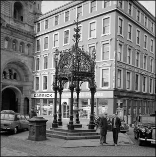 Lyle Drinking Fountain 1977