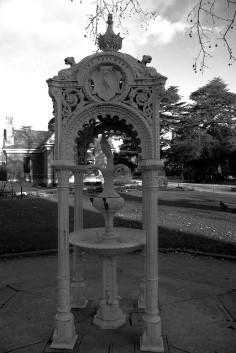 Monro Memorial Fountain Creative Commons License, Duncan. Source: Flickr