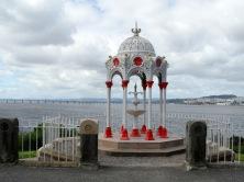 Status 2013. Newport-on-Tay Fountain Source: Dundee Photo Blogspot