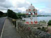 Status 2013. Newport-on-Tay Fountain Source: Visit Newport-on-Tay