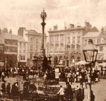 Market Square Fountain Late 19th century