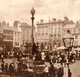 Market Square Fountain Late 19th century