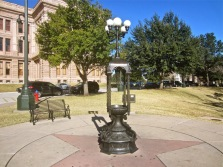 East Drinking Fountain Used with permission, Suzanne. Source: myaustinview.blogspot
