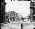 1870 Hunter and O'Connell Street. Source: State Library New South Wales