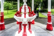 Richard Russell Fountain Used with permission, William Murphy. Source: Flickr