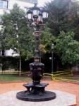 Plaza de Cataluña Fountain