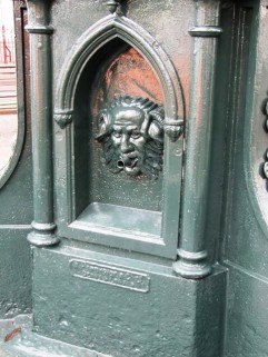 Mascaron water spout. Source: http://www.midlandsheritage.co.uk/miscellaneous-heritage/4750-drinking-fountain-ilkeston.html