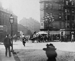Circa 1891. Copyright City of Edinburgh Council. Source: www.capitalcollections.org.uk