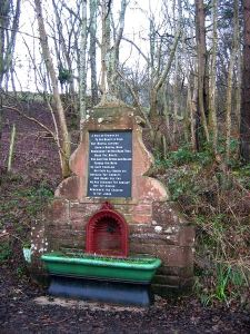 Creative Commons License, Richard Webb. Source: http://commons.wikimedia.org/wiki/File:Jubilee_well,_Innerwick._-_geograph.org.uk_-_142023.jpg