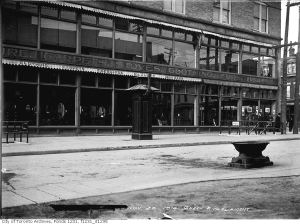1914. Public Domain. Source: City of Toronto Archives, Fonds 1231, Item 1295.