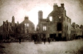 Circa 1910. After the fire at the Grand Hotel. Source: Source: http://www.broratek.co.uk/broraweb/photo-galleries.html