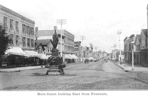 Circa 1902. Used with permission. Source: http://www.watertownhistory.org/Articles/LewisFountain.htm