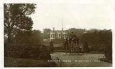 Park House in the background was used as a tea-room before being demolished in 1968