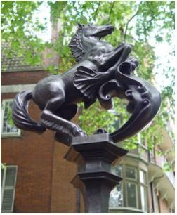 Source: http://rupertharris.com/products/hippocampus-drinking-fountain