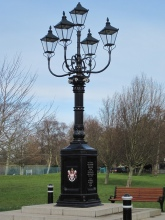 Used with permission, Chris Twigg. Source: http://www.hidden-teesside.co.uk/2013/04/10/thornaby-five-lamps/