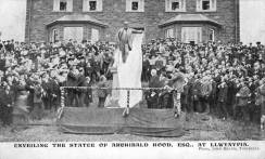 1906 Archibald Hood Statue