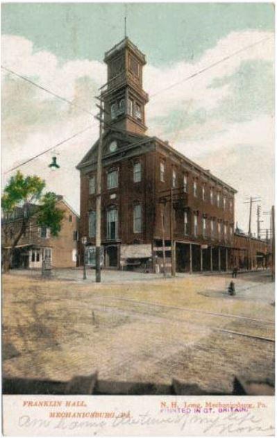 1908 franklin hall